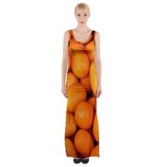 Kumquat 2 Maxi Thigh Split Dress