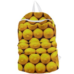 Lemons 1 Foldable Lightweight Backpack