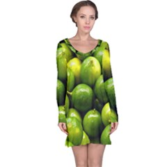 Limes 1 Long Sleeve Nightdress