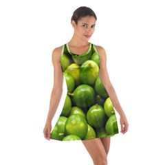 Limes 1 Cotton Racerback Dress