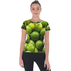 Limes 1 Short Sleeve Sports Top