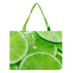 Limes 2 Medium Tote Bag