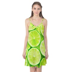 Limes 3 Camis Nightgown