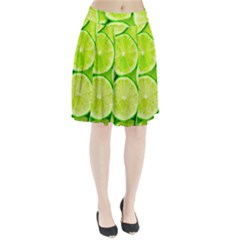 Limes 3 Pleated Skirt