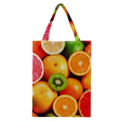 Mixed Fruit 1 Classic Tote Bag