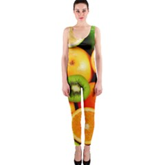 Mixed Fruit 1 One Piece Catsuit
