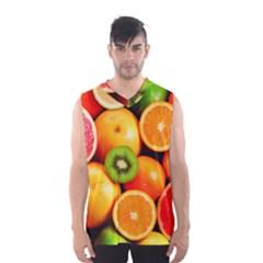 Mixed Fruit 1 Men s Basketball Tank Top