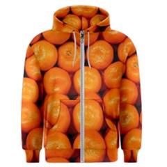 Oranges 1 Men s Zipper Hoodie