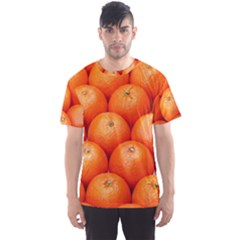 Oranges 2 Men s Sports Mesh Tee