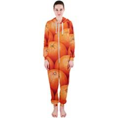 Oranges 2 Hooded Jumpsuit (ladies)