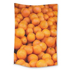 Oranges 3 Large Tapestry