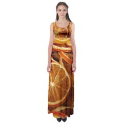 Oranges 5 Empire Waist Maxi Dress
