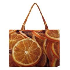 Oranges 5 Medium Tote Bag