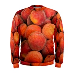 Peaches 2 Men s Sweatshirt