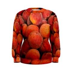Peaches 2 Women s Sweatshirt