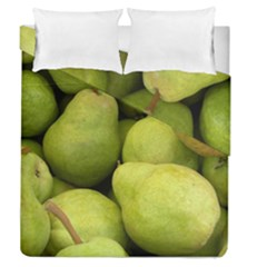 Pears 1 Duvet Cover Double Side (queen Size)
