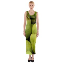 Pears 1 Fitted Maxi Dress