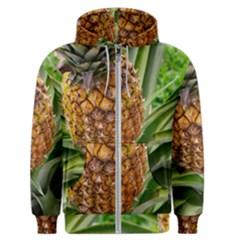 Pineapple 2 Men s Zipper Hoodie