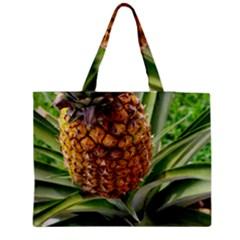 Pineapple 2 Medium Tote Bag