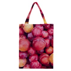 Plums 1 Classic Tote Bag