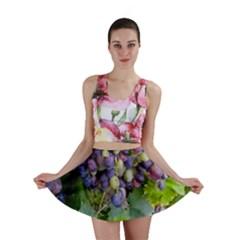 Grapes 2 Mini Skirt