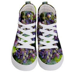 Grapes 2 Kid s Hi Top Skate Sneakers