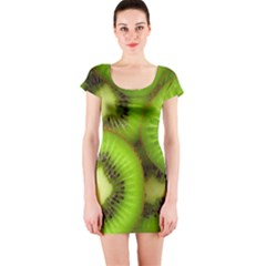 Kiwi 1 Short Sleeve Bodycon Dress