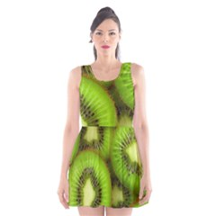 Kiwi 1 Scoop Neck Skater Dress