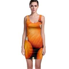 Pumpkins 1 Bodycon Dress