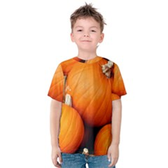 Pumpkins 1 Kids  Cotton Tee