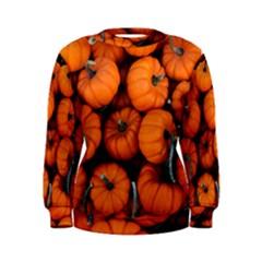 Pumpkins 2 Women s Sweatshirt