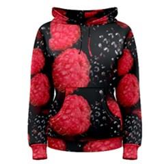 Raspberries 1 Women s Pullover Hoodie