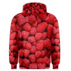 Raspberries 2 Men s Pullover Hoodie