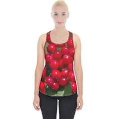 Red Berries 2 Piece Up Tank Top