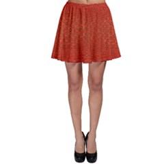 Strawberries 2 Skater Skirt