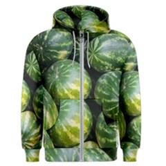 Watermelon 2 Men s Zipper Hoodie