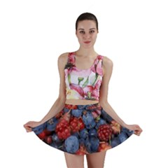 Wild Berries 1 Mini Skirt