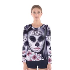 Day Of The Dead Women s Long Sleeve Tee