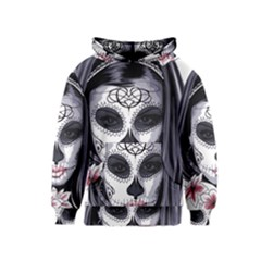 Day Of The Dead Kids  Pullover Hoodie