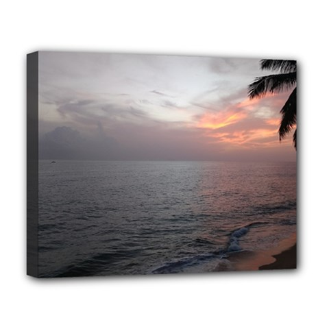 Sunset Deluxe Canvas 20  X 16