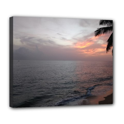 Sunset Deluxe Canvas 24  X 20