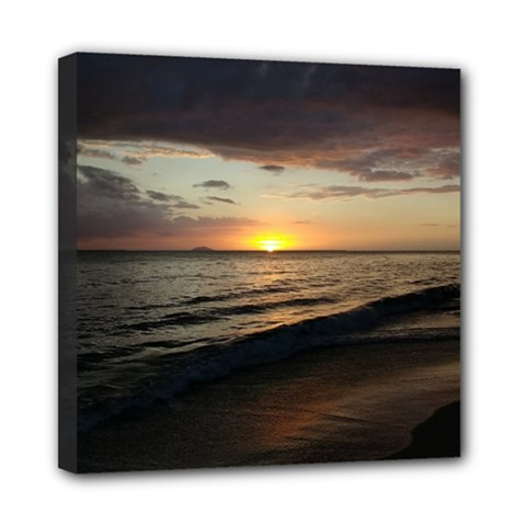 Sunset On Rincon Puerto Rico Multi Function Bag