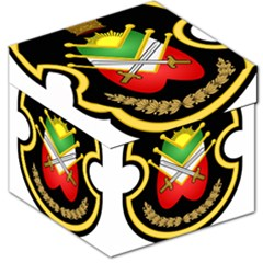 Shield Of The Imperial Iranian Ground Force Storage Stool 12