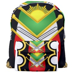 Shield Of The Imperial Iranian Ground Force Giant Full Print Backpack