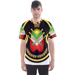 Shield Of The Imperial Iranian Ground Force Men s Sports Mesh Tee