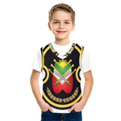 Shield Of The Imperial Iranian Ground Force Kids  Sportswear