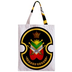 Shield Of The Imperial Iranian Ground Force Zipper Classic Tote Bag