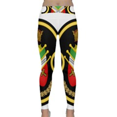 Shield Of The Imperial Iranian Ground Force Classic Yoga Leggings