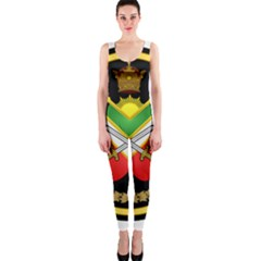 Shield Of The Imperial Iranian Ground Force One Piece Catsuit