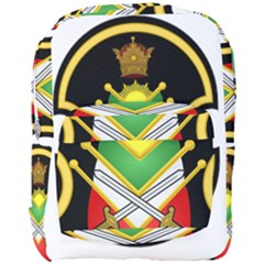Shield Of The Imperial Iranian Ground Force Full Print Backpack